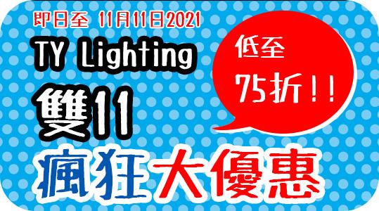 雙11優惠 雙十一優惠 Philips Hue Sunshine Future lighting T.Y.L Lighting