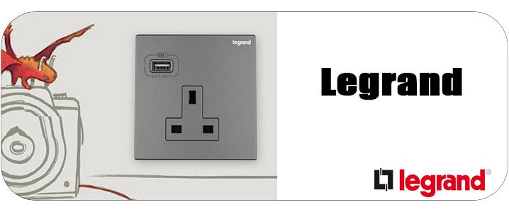 Lagrand 面板 開關制 燈制 Light Switch