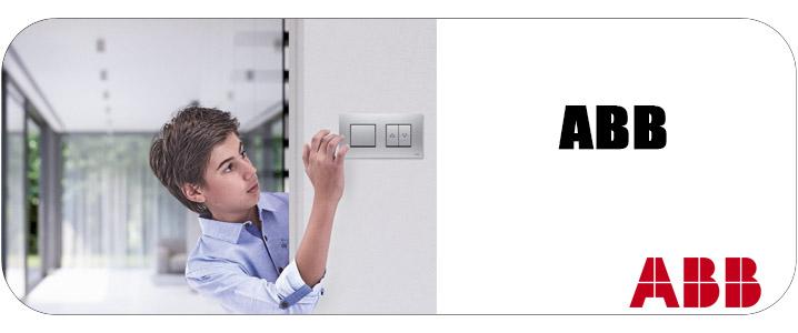 ABB 面板 開關制 燈制 Light Switch