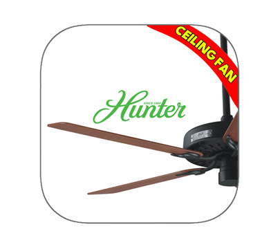 Hunter 風扇燈 吊扇燈 LED Ceiling Fan