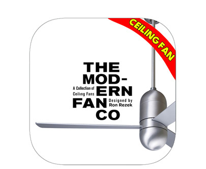The Modern Fan 風扇燈 吊扇燈 LED Ceiling Fan