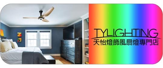 TY Lighting Ceiling Fan 天怡燈飾 吊扇燈 風扇燈