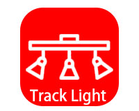 路軌燈 路軌射燈 Track Light Track Lighting 工程燈 Construction Lighting
