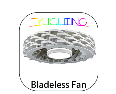 TY Lighting Bladeless Fan 天怡燈飾無葉風扇燈