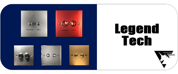 Legend Tech 面板 開關制 燈制 Light Switch