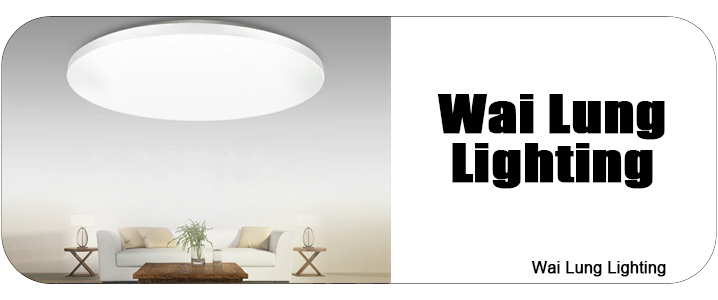 Wai Lung Lighting 燈飾 天花燈 家居燈飾 Ceiling Lamp 風扇燈 吊扇燈 LED Ceiling Fan