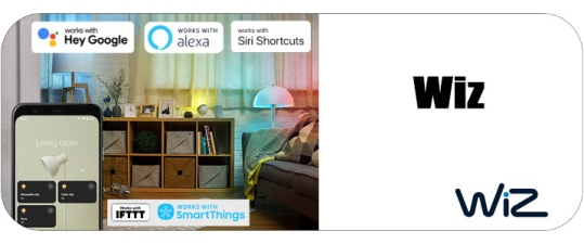 Wiz 智能燈泡 Wiz 智能燈膽 Wiz Smart Light Bulbs Wiz 智能燈帶 Wiz Smart Lightstrip Philips Hue 燈帶 Philips Hue Lightstrip